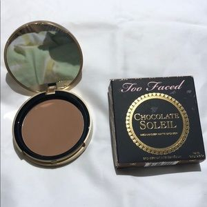 Two Faced Bronzer